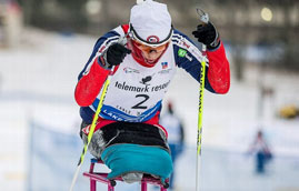 Paralympian Oksana Masters Aims To Conquer New Path