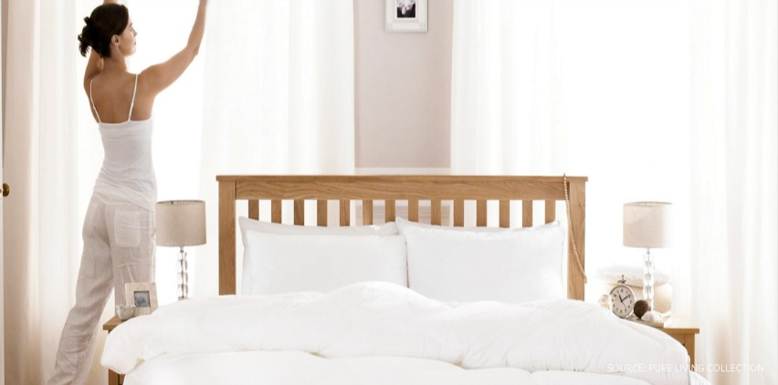 Declutter Your Bedroom for Better Sleep