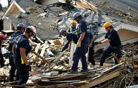 How the FDNY Responded to Hurricane Katrina