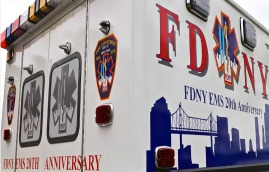 The 20-Year Anniversary of the EMS and FDNY