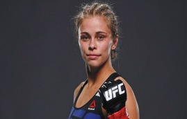 UFC's Paige VanZant Talks Fighting and Dancing