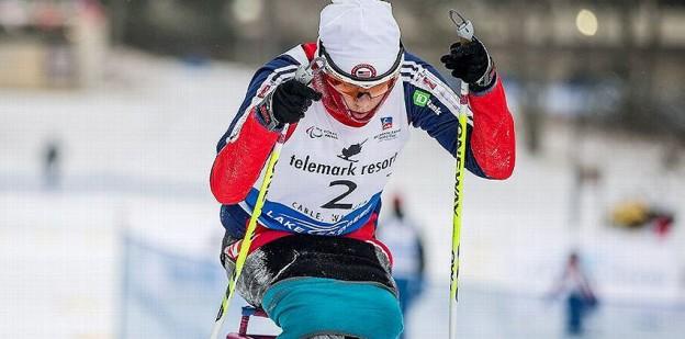 Paralympian Oksana Masters Aims To Conquer New Path