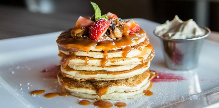 pumpkin pancakes fall comfort food