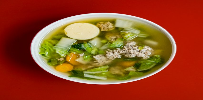 bowl of soup for weight loss
