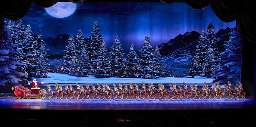 radio city rockettes history and facts