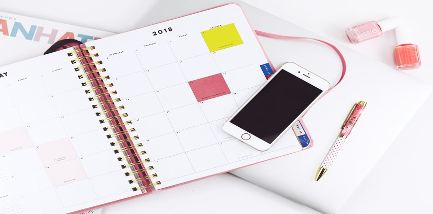 busy schedule find time in week calendar