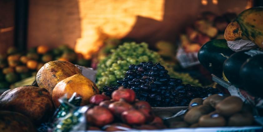 unsplash. assorted fruits